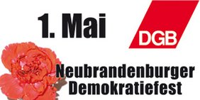 1 Mai Demokratiefest Neubrandenburg