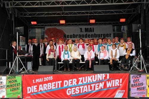 6. Demokratiefest Neubrandenburg